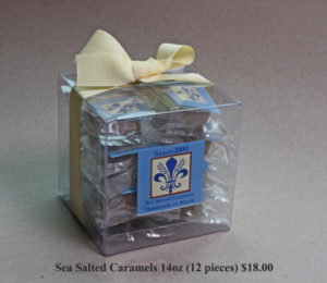14oz Sea Salted Chocolate Caramels by Saute2000