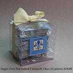 14oz sugar free sea salted caramels by Saute2000