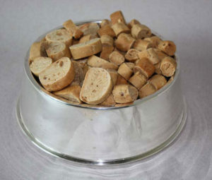 BowWowScotti Bowl of Dog Treats